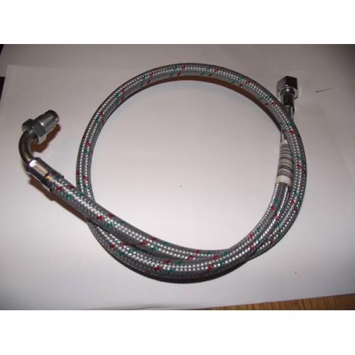 right angle washing machine hose