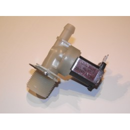 Cold fill 180° straight 10mm hose inlet solenoid valve
